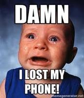 If I lose my phone