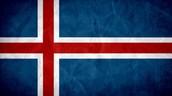 Icelandic flag