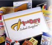 2016-2017 School Supplies