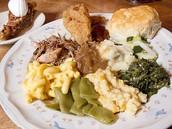 Our Thanksgiving Platter