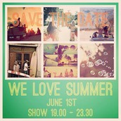 WE LOVE THE SUMMER! modeshow