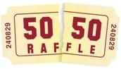 50/50 RAFFLE!