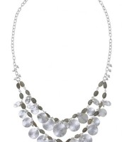 Calypso coin necklace- original price $89, sale price $45