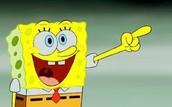 Spongebob will entertain childeran for free
