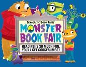 MONSTER BOOK FAIR