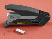 All the staplers in the world are jammed