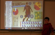 Lionel Messi Presentation