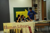 Human Library at the Institute of Education