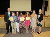 St. Leo Poetry Award Winners
