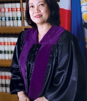 Cheif Justice Maria Loudres