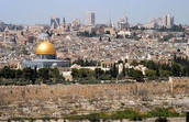 Jerusalem is a Holy City of Christianity