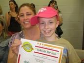 Mikayla Hornick - May's Boomerang Winner