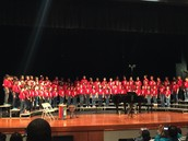 The Alief Honor Choir