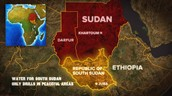 What are  the problems in Sudan