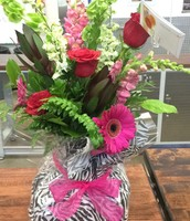 Daily Vase Arrangement