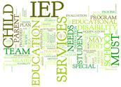 Term 2 IEPs
