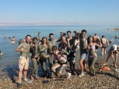 Get dirty at the Dead Sea