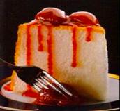 Unshortened cake