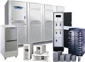 UPS, Reguladores y baterías