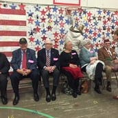 Our Special Veteran Visitors