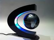Pregunta de investigación: ¿Qué tiene que ver el peso o la fuerza magnética del globo para que este levite a una altura u otra?