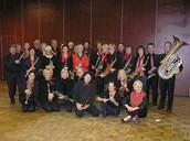 Genieten van harmonieorkest Sint-Michaël op 17 mei