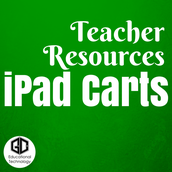 Teacher Resources iPad Carts