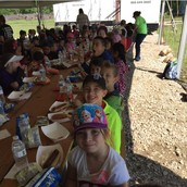 Lunch at the OLC