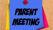 Parent Night for Incoming Freshman