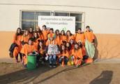 Nosotros en la Jornada de Intercambio en el colegio St.Patricks, donde nos reunimos con todas las demas empresas de DESEM.