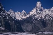 K2 Moutain