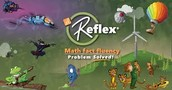 Keep up with math with reflex