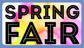 The Annual Leeward CC Spring Fair!