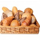verschillende broodjes