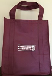 Sparkman Shopping Bags