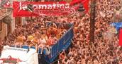 El Festival de La Tomatina