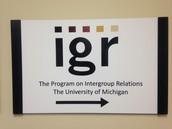 The Program on Intergroup Relations-IGR
