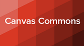 Canvas Commons and Canvas/PowerTeacher Integration