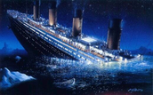 The Titanic is Sinking!