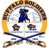 Buffalo Soldier Emblem