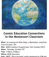 Parent Development Night: Thursday, Oct. 15th