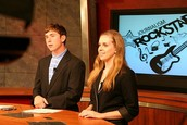 Wonder: How do news reporters get a story on TV every night?