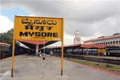 Mysore Station