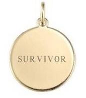 Survivor charm