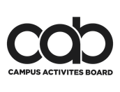 We are the Campus Activities Board!