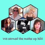 Congratulations Ladies!