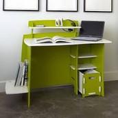 Simple, clean, organized