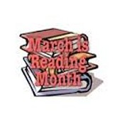 March is Reading Month!!