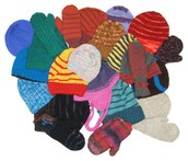 Hat, Mitten, Glove Collection this Sunday's Act of Mercy Collection in January