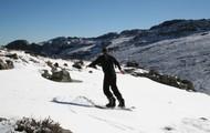 Snowboarding in Africa